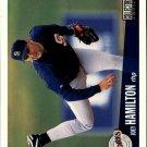 1996 Collector's Choice 701 Joey Hamilton