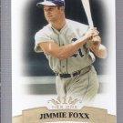2011 Topps Tier One #60 Jimmie Foxx