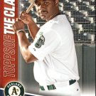 2011 Bowman Topps of the Class TC8 Chris Carter
