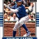 2015 Donruss 65 Starlin Castro