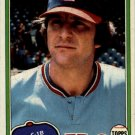 1981 Topps 339 John Ellis