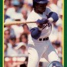1990 Score 160 Julio Franco