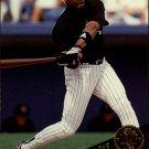 1993 Leaf 252 Ellis Burks