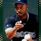 1995 Score 370 Ellis Burks
