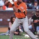 2008 Upper Deck First Edition 490 Alex Rios