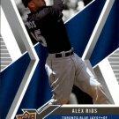 2008 Upper Deck X 98 Alex Rios