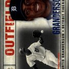 2008 SP Legendary Cuts 81 Curtis Granderson