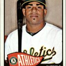 2014 Topps Heritage 425A Yoenis Cespedes