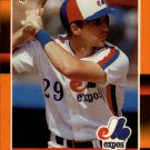 1988 Donruss Baseball's Best 258 Tim Wallach