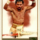 2011 Topps Allen and Ginter #262 Manny Pacquiao