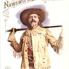 2014 Topps Allen and Ginter 88 Buffalo Bill Cody