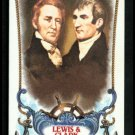 2014 Topps Allen and Ginter Mini Into the Unknown ITU12 Lewis and Clark