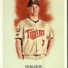 2010 Topps Allen and Ginter #23 Joe Mauer