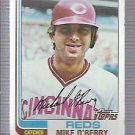 1982 Topps 562 Mike O'Berry