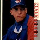 1998 Score Rookie Traded 63 Bartolo Colon