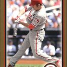 2010 Bowman Gold 90 Chase Utley