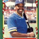 1987 Fleer Star Stickers 28 Alvin Davis