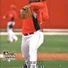 2008 Upper Deck First Edition 340 Johnny Cueto