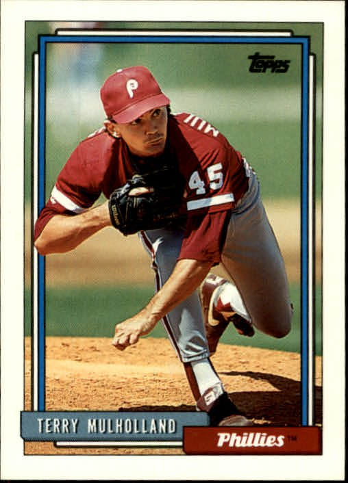 1992 Topps 719 Terry Mulholland