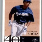 2003 Upper Deck 40-Man 426 Enrique Cruz