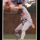1989 Donruss Baseball's Best 36 Jay Howell
