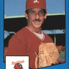 1989 ProCards Louisville Red Birds 1247 Steve Peters