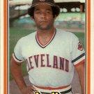 1981 Donruss 321 Victor Cruz