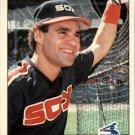 1984 Fleer 55 Julio Cruz