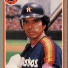 1985 Fleer 347 Jose Cruz