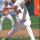 2008 Upper Deck First Edition 22 Andrew Brown