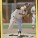 1991 Fleer 256 John Burkett