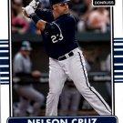 2015 Donruss 54 Nelson Cruz