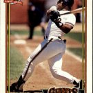 1991 Topps 40 Kevin Mitchell