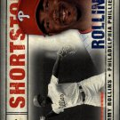 2008 SP Legendary Cuts 79 Jimmy Rollins