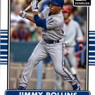 2015 Donruss 136 Jimmy Rollins