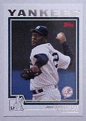 2004 Topps 116 Jose Contreras