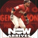 2007 Topps Generation Now Vintage GNV6 Willy Taveras
