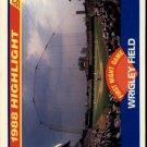 1989 Score 652 Wrigley Field HL