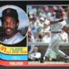 1991 Fleer All-Stars 4 Cecil Fielder
