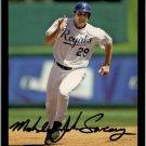 2007 Topps 581 Mike Sweeney