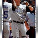 2007 Upper Deck 129 Mike Sweeney