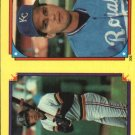 1988 Topps Stickers 306 Kevin Seitzer (8)
