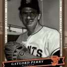 2005 Upper Deck Classics 37 Gaylord Perry