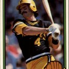 1983 Donruss 185 Dale Berra