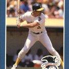 1989 Donruss All-Stars 17 Carney Lansford
