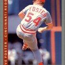 1993 Fleer 33 Steve Foster