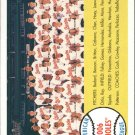 2007 Topps Heritage 408 Baltimore Orioles TC