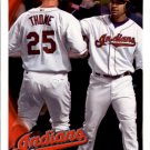 2010 Topps 622 Cleveland Indians