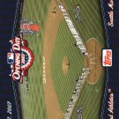 2007 Topps Opening Day Team vs. Team OD11 Oakland Athletics/Seattle Mariners