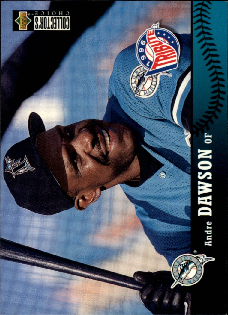 1997 Collector's Choice 115 Andre Dawson